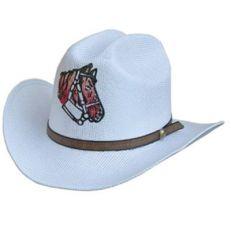 Cappello Western Bambino Testa Cavallo