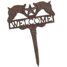 Targa Welcome Giardino