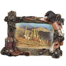 Portafoto Stivali Western