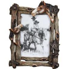 Portafoto Testa Cavallo