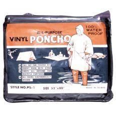 Poncho Impermeabile Vinyl Poncho