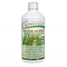 Olio Oil For Horses Officinalis ml 1000