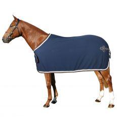 Coperta Cavallo in Pile Treccia Horses