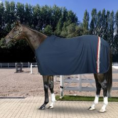 Coperta cavallo in Pile Horses Crown Stripes