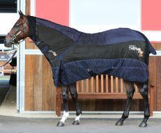 Coperta Box + Collo Horses Thermo HOT 300gr
