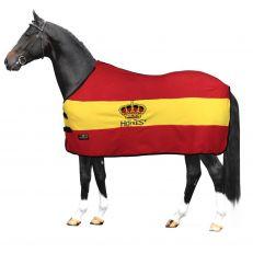 Coperta Cavallo in Pile Horses Esmeralda