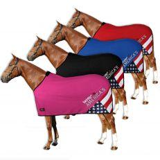 Coperta Cavallo in Pile Tecno America's
