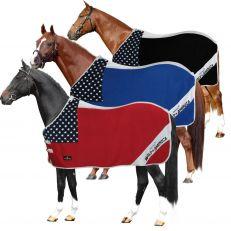 Coperta Cavallo in Pile Tecno Wild America