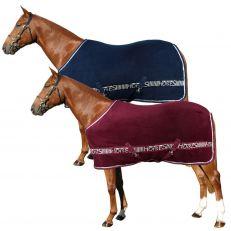 Coperta Cavallo in Pile Horses Gloss