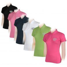 Polo Shirt Donna Horses Mery