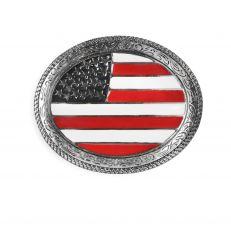 Fibbia Bandiera USA