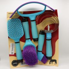 Grooming Kit Equerry Unique Gel
