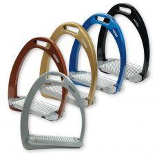 "Staffe Alluminio Horses ""Curve"""