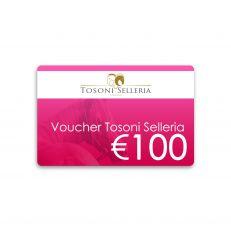 Voucher Tosoni Selleria 100€