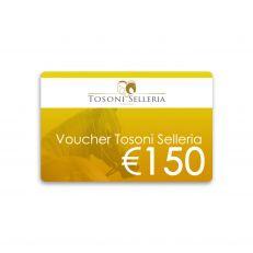 Voucher Tosoni Selleria 150€