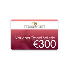 Voucher Tosoni Selleria 300€
