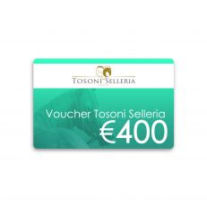 Voucher Tosoni Selleria 400€