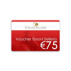 Voucher Tosoni Selleria 75€