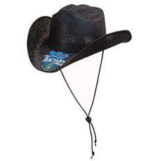 Cappello Western Shantung