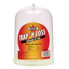 Trappola per mosche Trap 'n' Toss