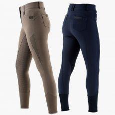 Pantaloni Donna Premier Equine Beluso Full Grip