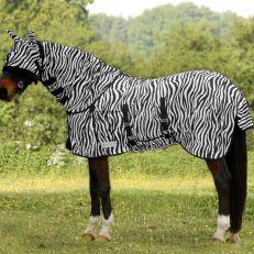 Coperta Antimosche Waldhausen FlyRug Zebra