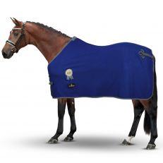 Coperta Cavallo in Pile Treccia Horses Show
