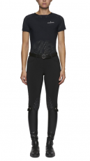 T-Shirt Donna CT Perforated Jersey