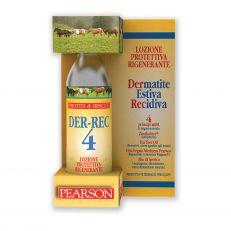 Lozione Dermatite Pearson Der-Rec 4