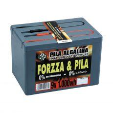 Pila Alcalina 9V 10000 Ore