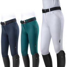 Pantaloni Equitazione Donna Equiline Cate