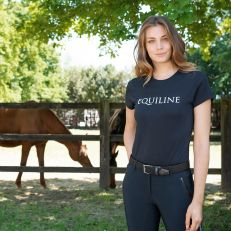 T-Shirt Donna Equiline Clarenc