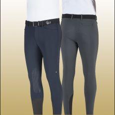 Pantaloni Equiline Uomo Grantk Con Grip