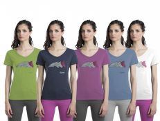 T-Shirt Donna Equiline Irene