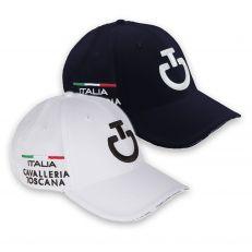 Cappellino Cavalleria Toscana x FISE