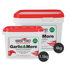 Integratore Horse First GARLIC & MORE