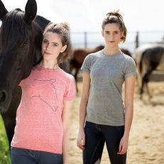 T-Shirt Donna Horseware Summer Fun