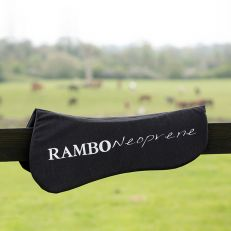Semisottosella Half Pad Neoprene Rambo Horseware