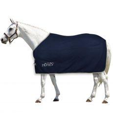 Coperta Cavallo in Lana Horses Novara