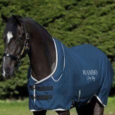 Coperta Cavallo in Microfibra Rambo Dry Rug Supreme