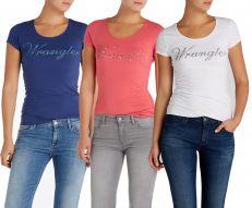 T-Shirt  Donna Wrangler Flower
