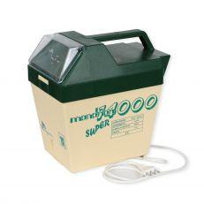 Recinto Batteria  Rete Mandrian 14000