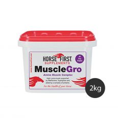 Integratore Horse First MUSCLE GRO