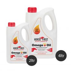 Olio Horse First OMEGA D OIL