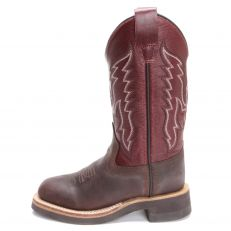 Stivali Western Bambino Old West Bicolor