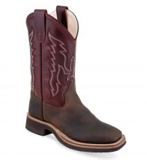 Stivali Western Old West Youth Bicolor