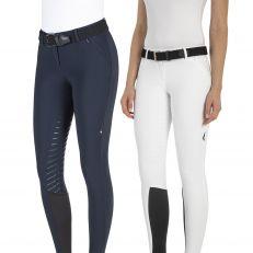 Pantaloni Donna Equiline Full Grip