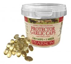 Protector Garlic Caps Pearson 120 Perle