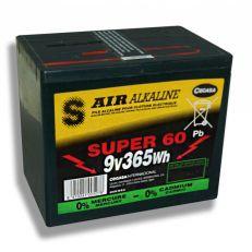Pila Alcalina 9V 5000 Ore