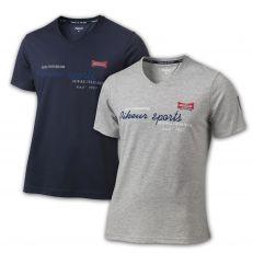 T-Shirt Pikeur Emil Uomo Scollo V